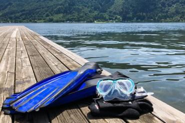 Scuba Diving in Carinthia – Oh, what a Joy!