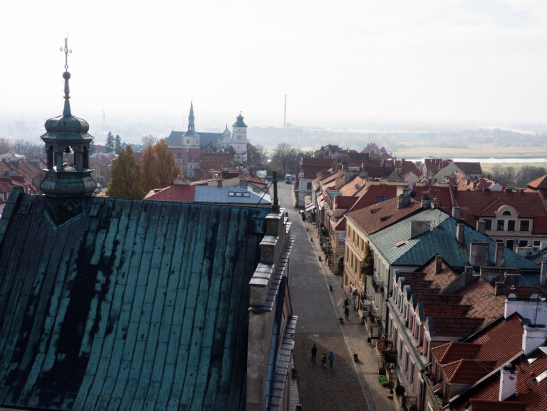 Roadtrip Polen Sandomierz