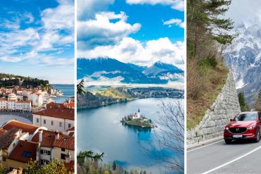 Slovenia Road Trip: our Highlights