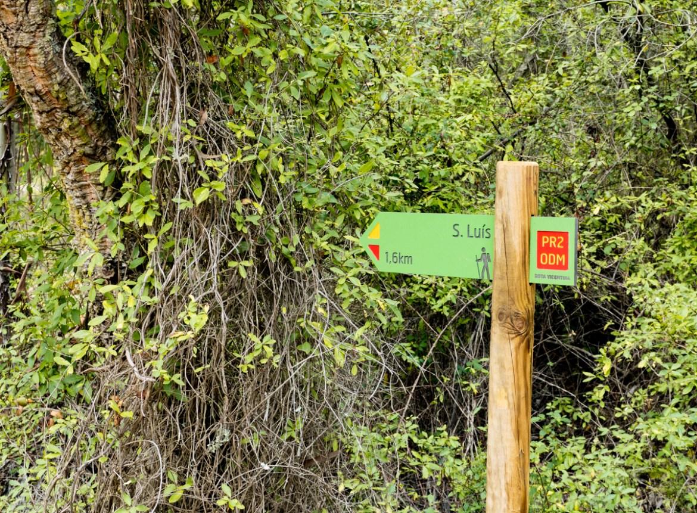 Portugal Rota Vicentina Wanderweg