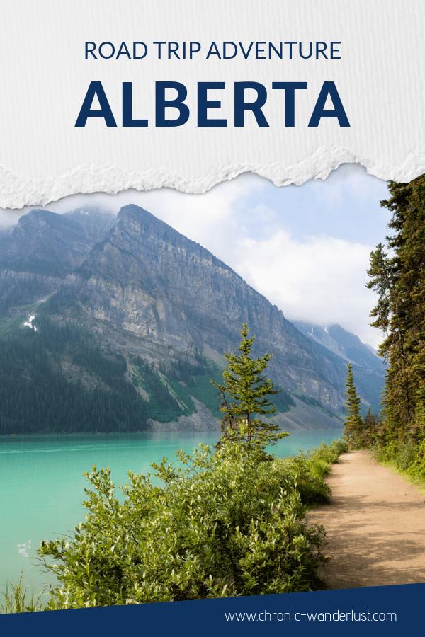 Road Trip Alberta