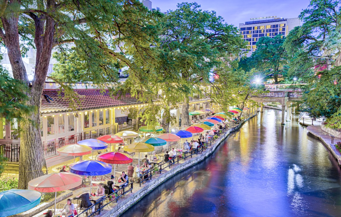 Bucket List Texas San Antonio Riverwalk