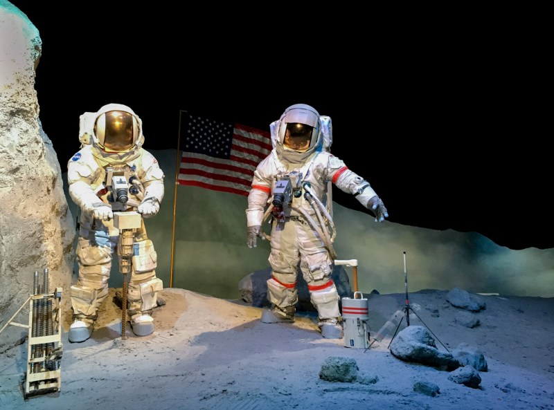 Bucket List Texas Space Center Houston Astronauts