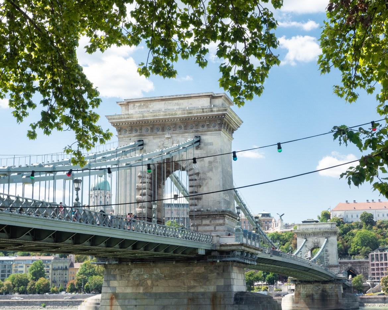 Budapest Städtetrip Wochenende