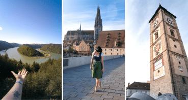 Auf den Spuren der Römer Donaulimes