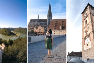 Auf den Spuren der Römer entlang der Donau von Regensburg nach Enns