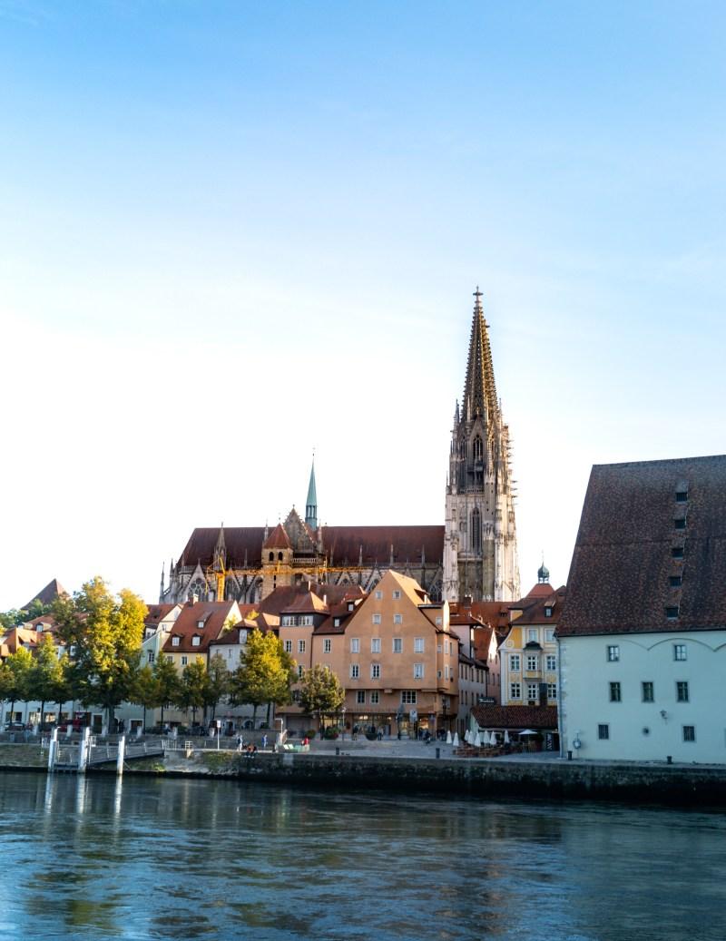 Regensburg Donaulimes