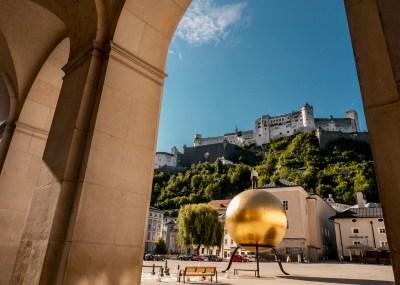 Kapitelplatz Sphaera Salzburg Photography Spot