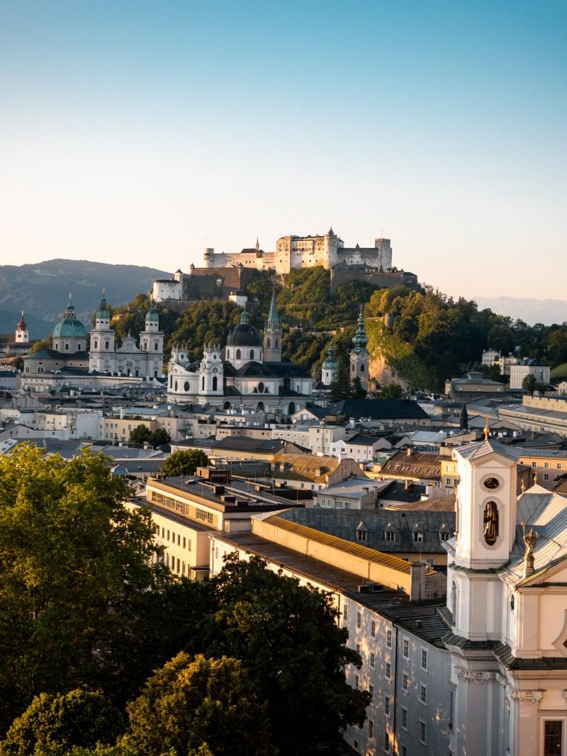 Salzburg photography spot viewpoint