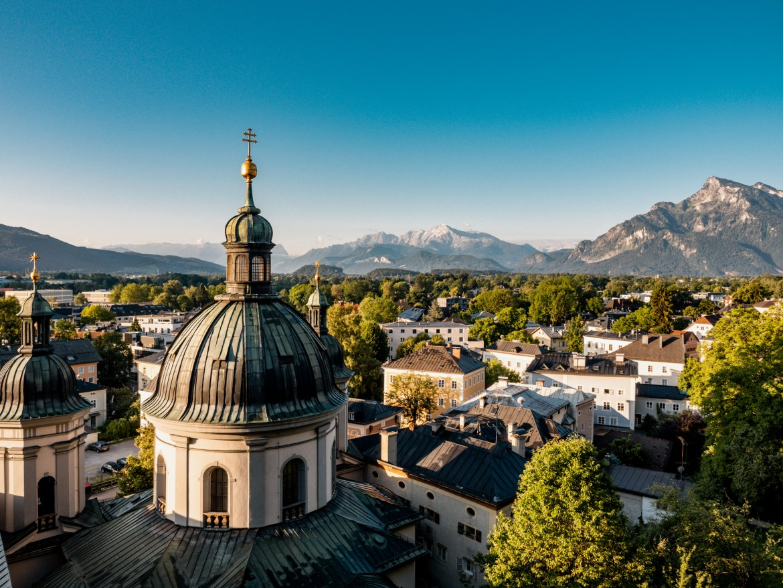 Stift Nonnberg Viewpoint Salzburg Photography Spot