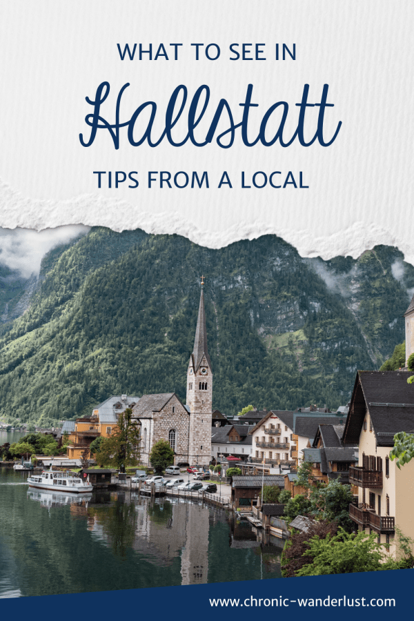 What to see in Hallstatt Tips from a local