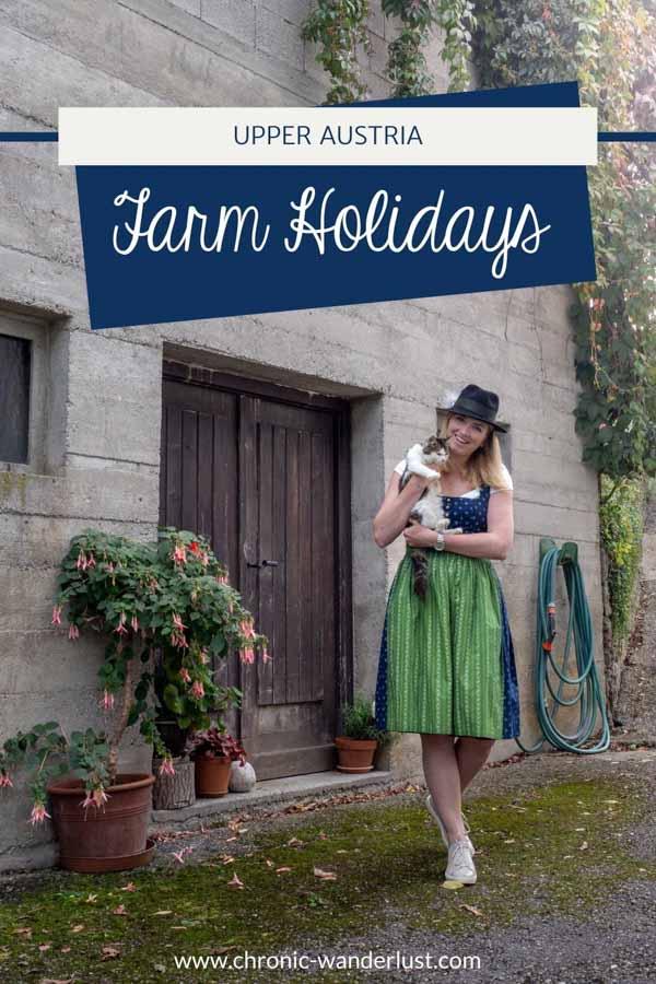 Upper Austria Farm Holiday