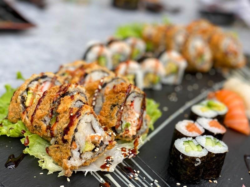 Linz bestellen Ebisu Sushi