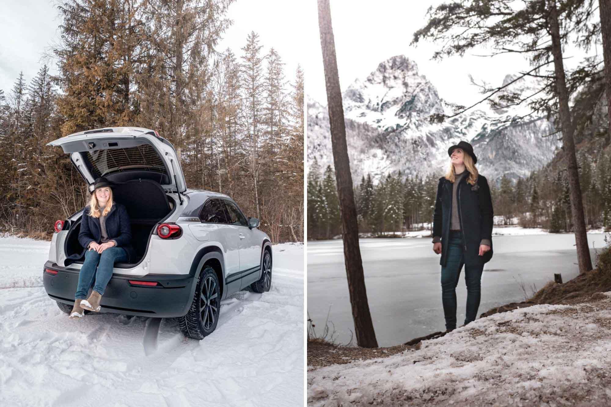 Ausflugsziele Winter Oberoesterreich