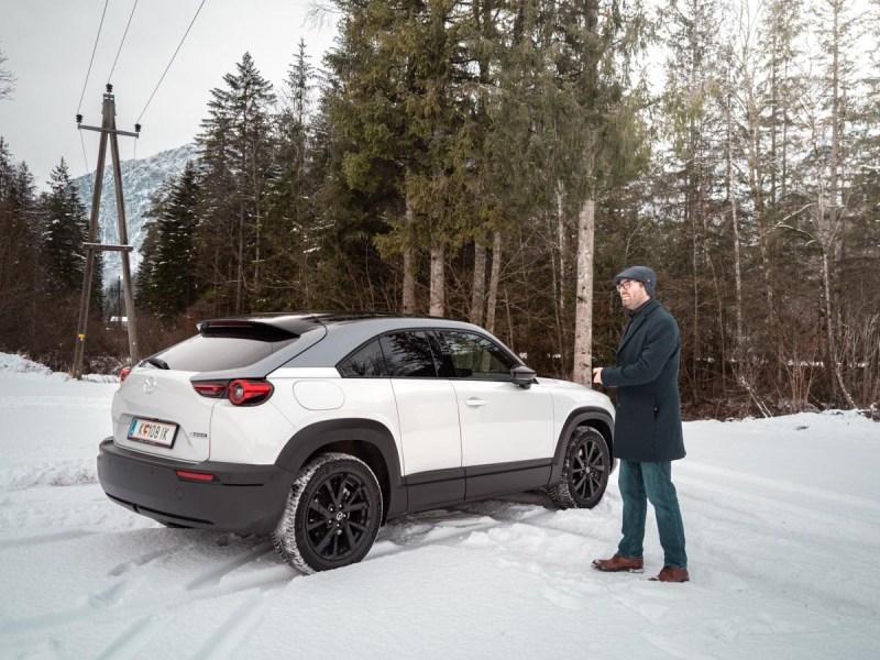 Mazda Winter