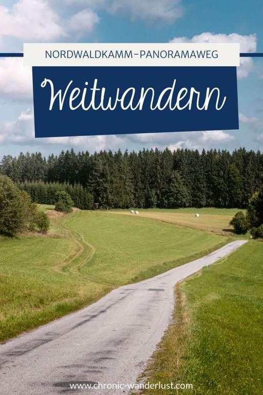 Nordwaldkamm-Panoramaweg