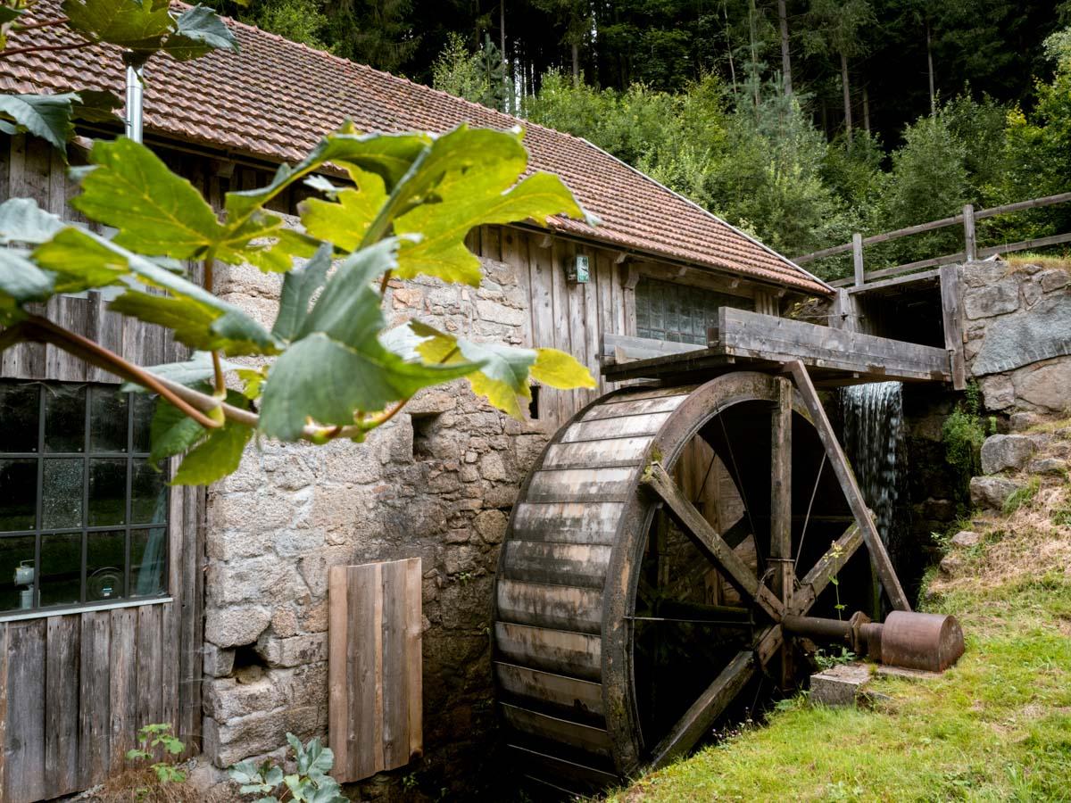Thurytal alte Schmiede