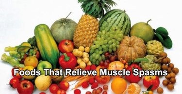 Foods That Relieve Muscle Spasms
