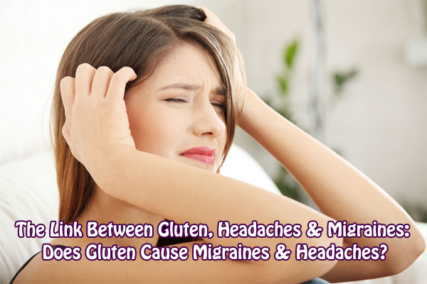 can gluten cause migraines
