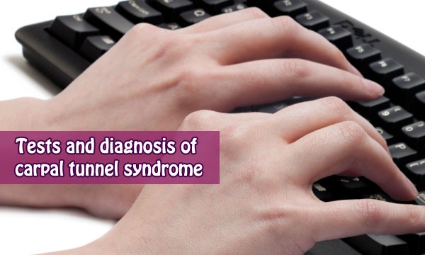 carpal tunnel syndrome test