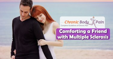 how to support someone with Multiple Sclerosis