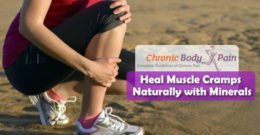 How to Get Rid of Muscle Cramps with Minerals
