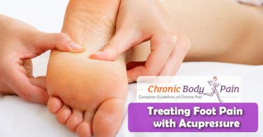 How to Use Acupressure Points for Foot Pain
