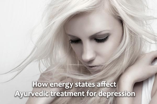 Ayurvedic treatment for depression
