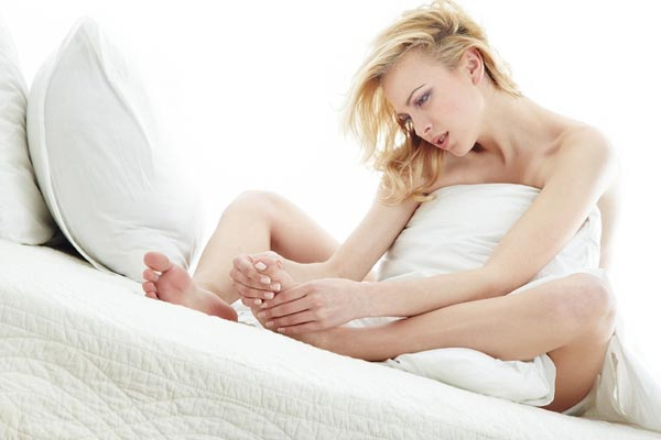 How to Avoid Leg-Foot Cramps in Bed
