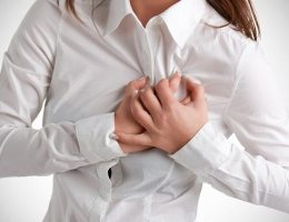 Chest Muscle Spasm Symptoms