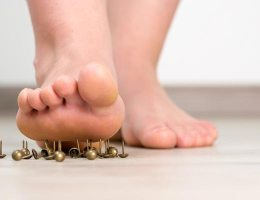 What causes pins and needles all over the body