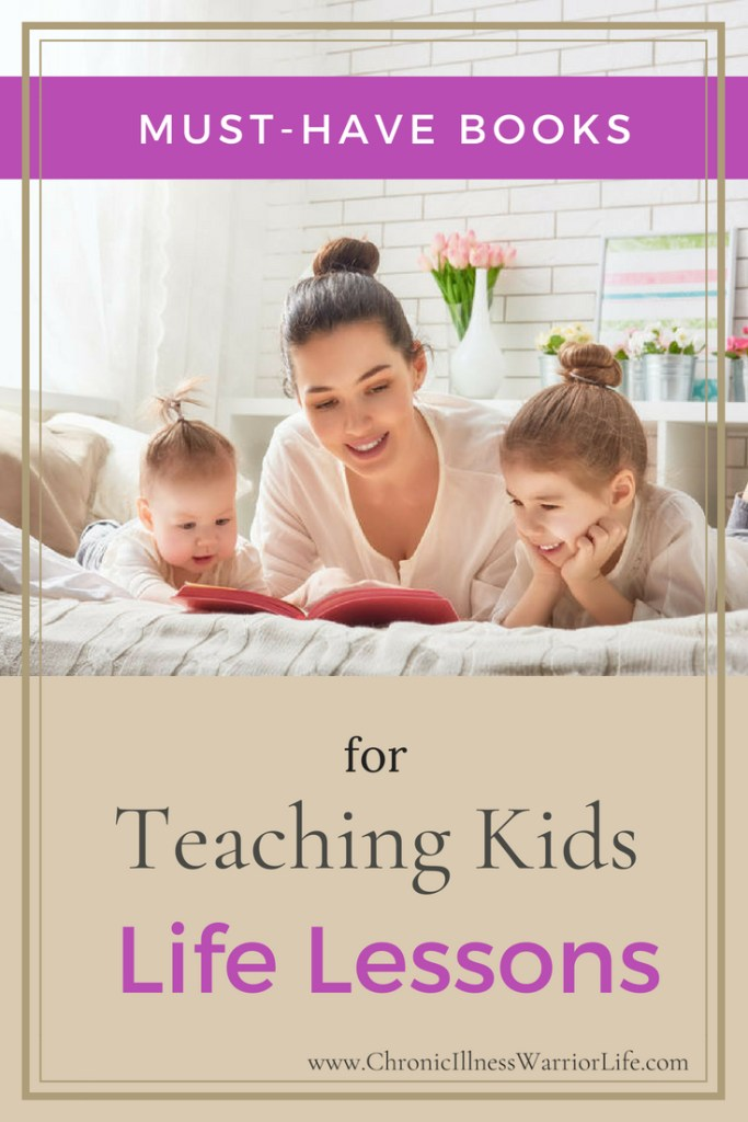 The best book list for teaching kids morals.