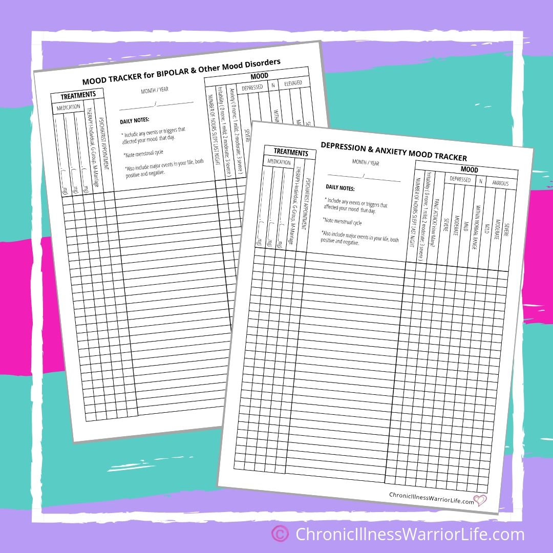 Anxiety Treatment Worksheet