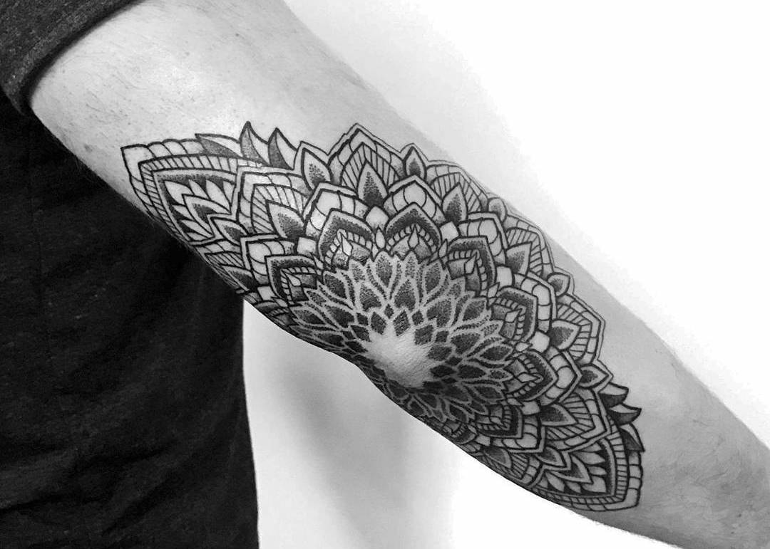 Mandala Tattoos  The Complete History and Guide  Chronic
