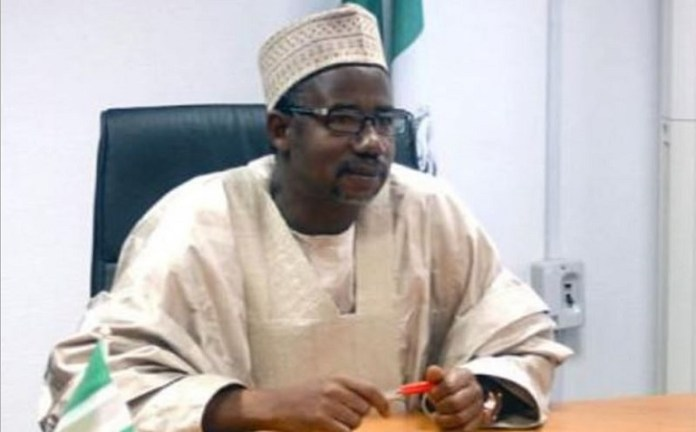 Governor Bala Mohammed of Bauchi also contracted COVID-19