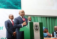 Governor Emmanuel Udom of Akwa Ibom