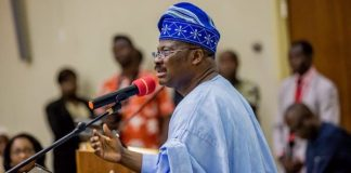 Governor Abiola Ajimobi of Oyo has lost for the second time in two weeks