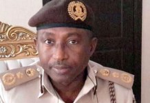 Muhammad Babandede, Comptroller-General of Nigeria Immigration Service