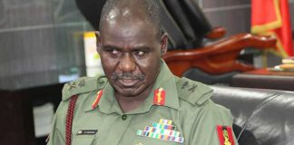 Chief of Army Staff, Lt.-Gen. Tukur Buratai has given anccount of the Nigerian Army exploits in 2019