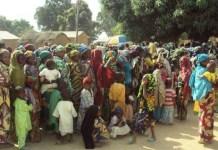 Over 20,000 Nigerians have fled Nigeria to Niger Photo: UNHCR