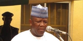 Former Zamfara governor Abdulaziz Yari