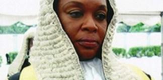 EFCC has rearraigned Justice Rita Ofili-Ajumogobia