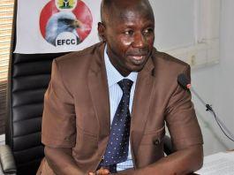 Acting EFCC chairman Ibrahim Magu