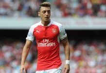 Mesut Ozil has ruled out a January loan move away from Arsenal