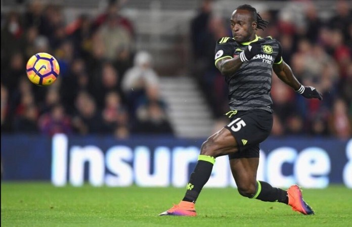 Victor Moses has joined Fenerbahce on loan until the end of the season