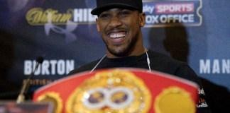 Anthony Joshua is the new World Heavyweight champion