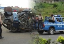Ogun car crash
