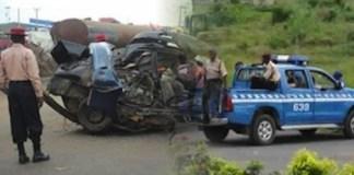 Ogun car crash