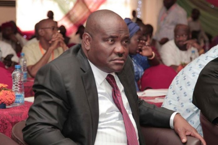 Dr. Anugbom Anuoha, the Special Adviser to Gov. Nyesom Wike on Lands and Survey was abducted by unknown gunmen in military uniform