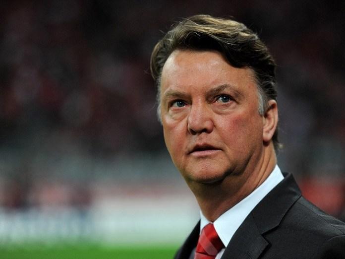 Louis van Gaal has been appointed Netherlands coach